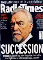 Radio Times London Edition Magazine Issue 16/10/2021