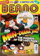 Beano Magazine Issue 16/10/2021
