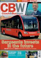 Coach And Bus Week Magazine Issue NO 1495