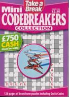 Tab Mini Codebreakers Coll Magazine Issue NO 134