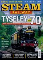 Steam Railway Magazine Issue NO 524