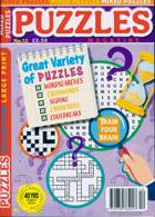 Puzzles Magazines Magazine Issue NO 12