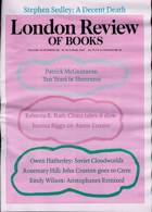 London Review Of Books Magazine Issue VOL43/20