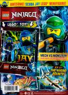 Lego Ninjago Magazine Issue NO 81