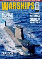 Warship Int Fleet Review Magazine Issue NOV 21