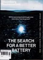Bloomberg Businessweek Magazine Issue 27/09/2021
