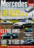 Mercedes Enthusiast Magazine Issue OCT-NOV