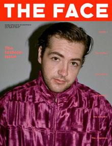 The Face  Magazine Issue Michael Gandolfini