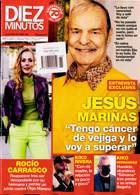 Diez Minutos Magazine Issue NO 3661