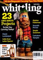 Woodcarving Illustrated Magazine Issue WHITTLING