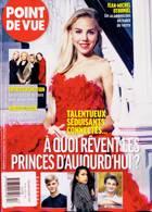 Point De Vue Magazine Issue NO 3817