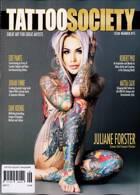 Tattoo Society Magazine Issue SEP 21