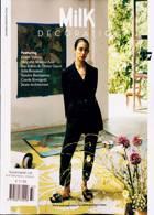 Milk Decoration English Ed Magazine Issue NO 37