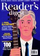 Readers Digest Magazine Issue NOV 21