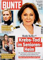 Bunte Illustrierte Magazine Issue 36