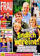 Frau Im Spiegel Weekly Magazine Issue 36