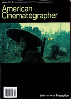 American Cinematographer Magazine Issue 09