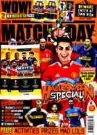 Match Of The Day  Magazine Issue NO 639