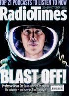Radio Times London Edition Magazine Issue 23/10/2021