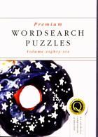Premium Wordsearch Puzzles Magazine Issue NO 86