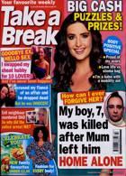 Take A Break Magazine Issue NO 43