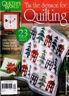 Quilters World Magazine Issue XMAS 21