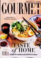 Australian Gourmet Traveller Magazine Issue MAY 21