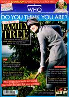 Who Do You Think You Are Magazine Issue NOV 21