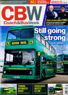 Coach And Bus Week Magazine Issue NO 1492