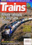 Trains Magazine Issue OCT 21