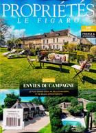 Proprietes Le Figaro  Magazine Issue NO 191