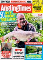 Angling Times Magazine Issue 19/10/2021