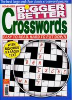 Bigger Better Crosswords Magazine Issue NO 11
