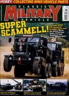 Classic Military Vehicle Magazine Issue NOV 21