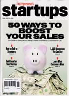 Entrepreneur Special Magazine Issue FAL/WIN