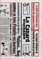 Le Canard Enchaine Magazine Issue 61