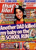 Thats Life Magazine Issue NO 39