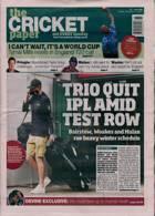 Cricket Paper Magazine Issue 12/09/2021