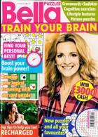 Bella Puzzles Train Yr Brain Magazine Issue NO 10