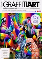 Graffiti Art Magazine Issue 58