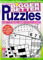 Bigger Better Puzzles Magazine Issue NO 10