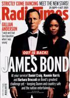 Radio Times London Edition Magazine Issue 25/09/2021