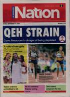 Barbados Nation Magazine Issue 16/09/2021