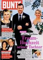 Bunte Illustrierte Magazine Issue 37