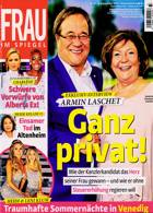 Frau Im Spiegel Weekly Magazine Issue 37