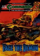 Commando Silver Collection Magazine Issue NO 5486