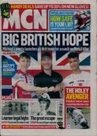 Motorcycle News Magazine Issue 22/09/2021