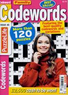 Family Codewords Magazine Issue NO 45