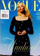 Vogue Spanish Magazine Issue NO 403