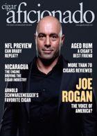 Cigar Aficionado Magazine Issue OCT 21
